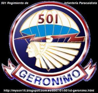 Gerónimo paracaidista