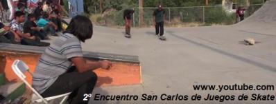 2º Encuentro San Carlos de Juegos de Skate
