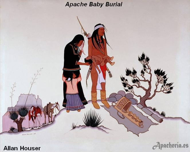 Los apaches | Apachería