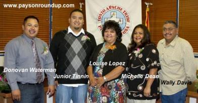 Consejo de la Tonto Apache Tribe