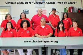 choctaw apache tribe of ebarb apacher a
