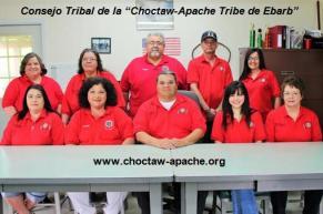 Consejo Tribal de la Choctaw-Apache Tribe de Ebarb