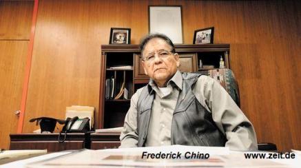 Frederick Chino