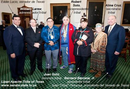 Lipan apache Tribe of Texas