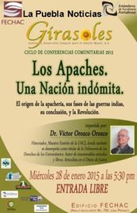 Los apaches. Una nación indómita