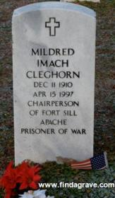 Mildred Imach Cleghorn