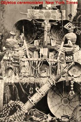 Objetos ceremoniales