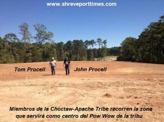 Tom y John Procell