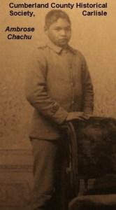 Ambrose Chachu