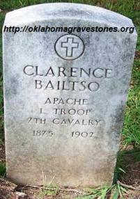 Clarence Bailtso