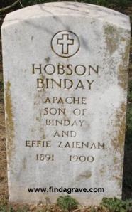 Hobson Binday