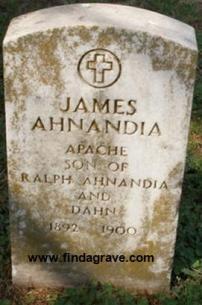 James Ahnandia