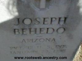 Joseph Behedo