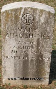 Mary Ah-dish-nee