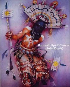 Mountain Spirit Dancer (John Doyle)
