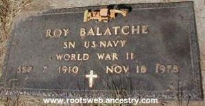 Roy Balatchu
