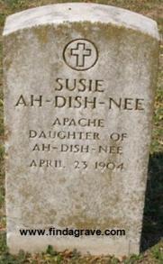 Susie Ah-dish-nee