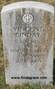 Vincent Binday