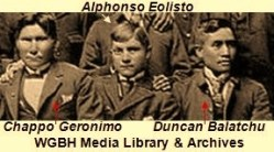 Alphonso Eolisto - WGBH Media Library & Archives