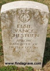 Elsie Vance Chestuen