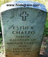 Esther Chatto