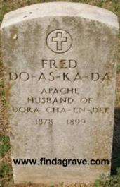 Fred Do-as-ka-da