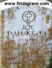 Joe Dah-ke-ya