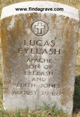 Lucas Eyelash