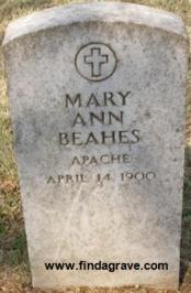 Mary Ann Beahes