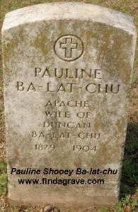 Pauline Shooey Ba-lat-chu