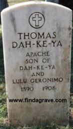 Thomas Dah-ke-ya